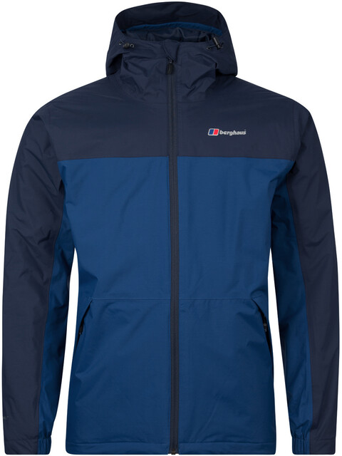 Berghaus Deluge Pro Insulated Jacket Men Deep Water/Dusk